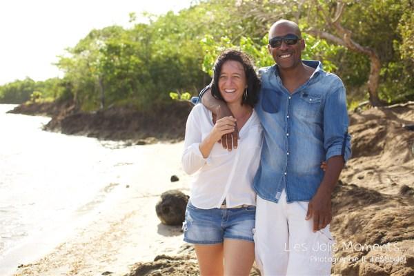 Séance famille à Vatable Photographe Martinique