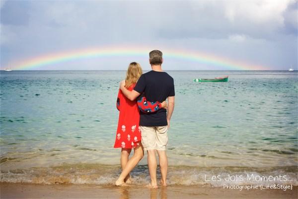 Seance anniversaire de mariage a Anse Dufour 15