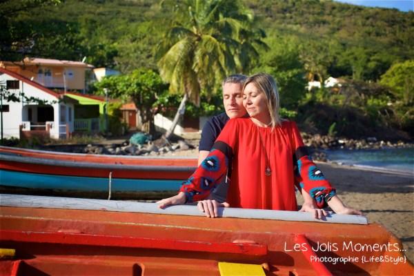 Seance anniversaire de mariage a Anse Dufour 2