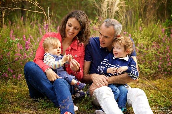 Seance en famille a Moliets 14