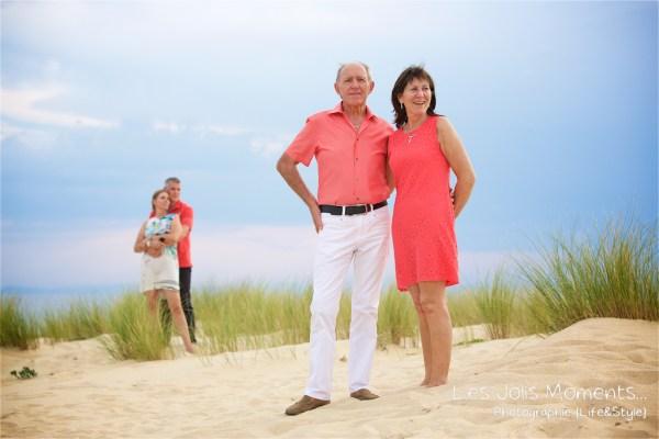 Seance photo dans les dunes des Landes 11