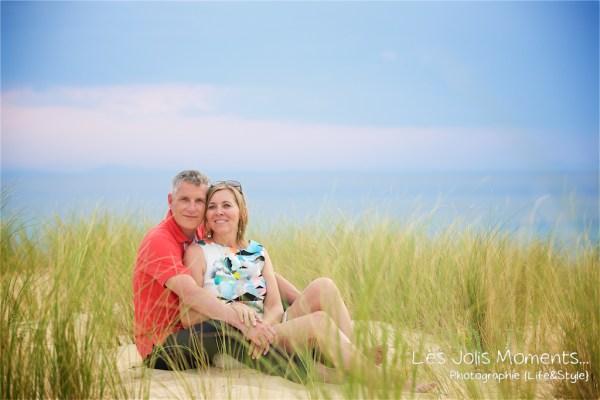 Seance photo dans les dunes des Landes 13