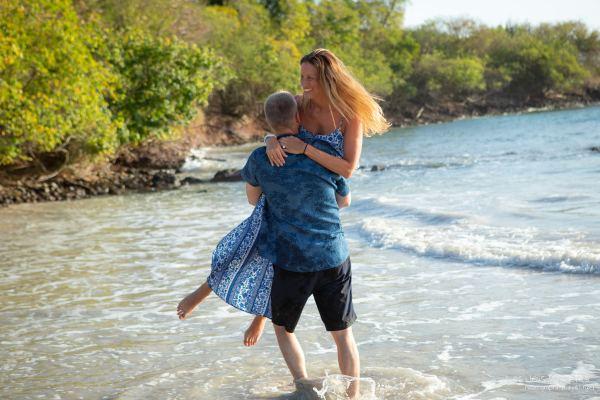 Seance engagement aux Salines Martinique 15