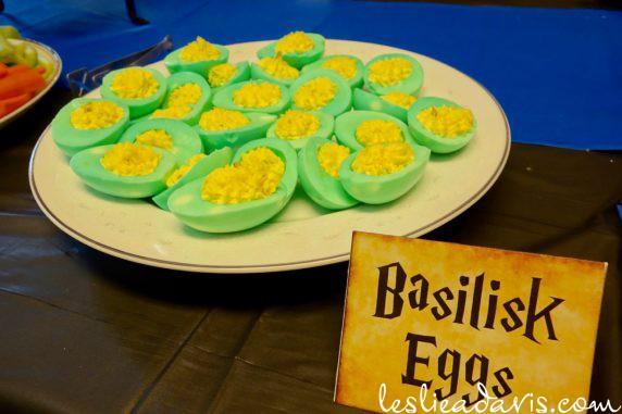 basilisk-eggs