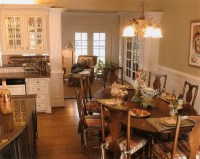 French Country Kitchen | Leslie Newpher Interiors | High ...