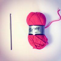 Ça y est, j'ai appris à faire du crochet !