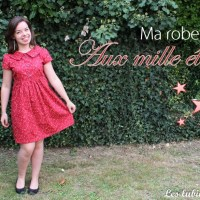 Ma petite robe aux mille étoiles