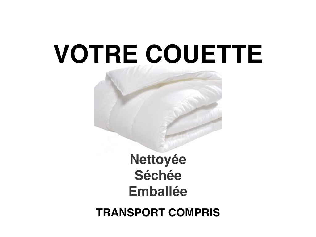 Nettoyage Couette Nettoyage Couette
