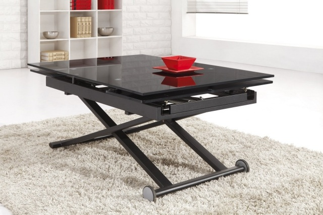 Quelle Table Basse Relevable Choisir Pour Son Salon - Table Basse Relevable Pas Chere