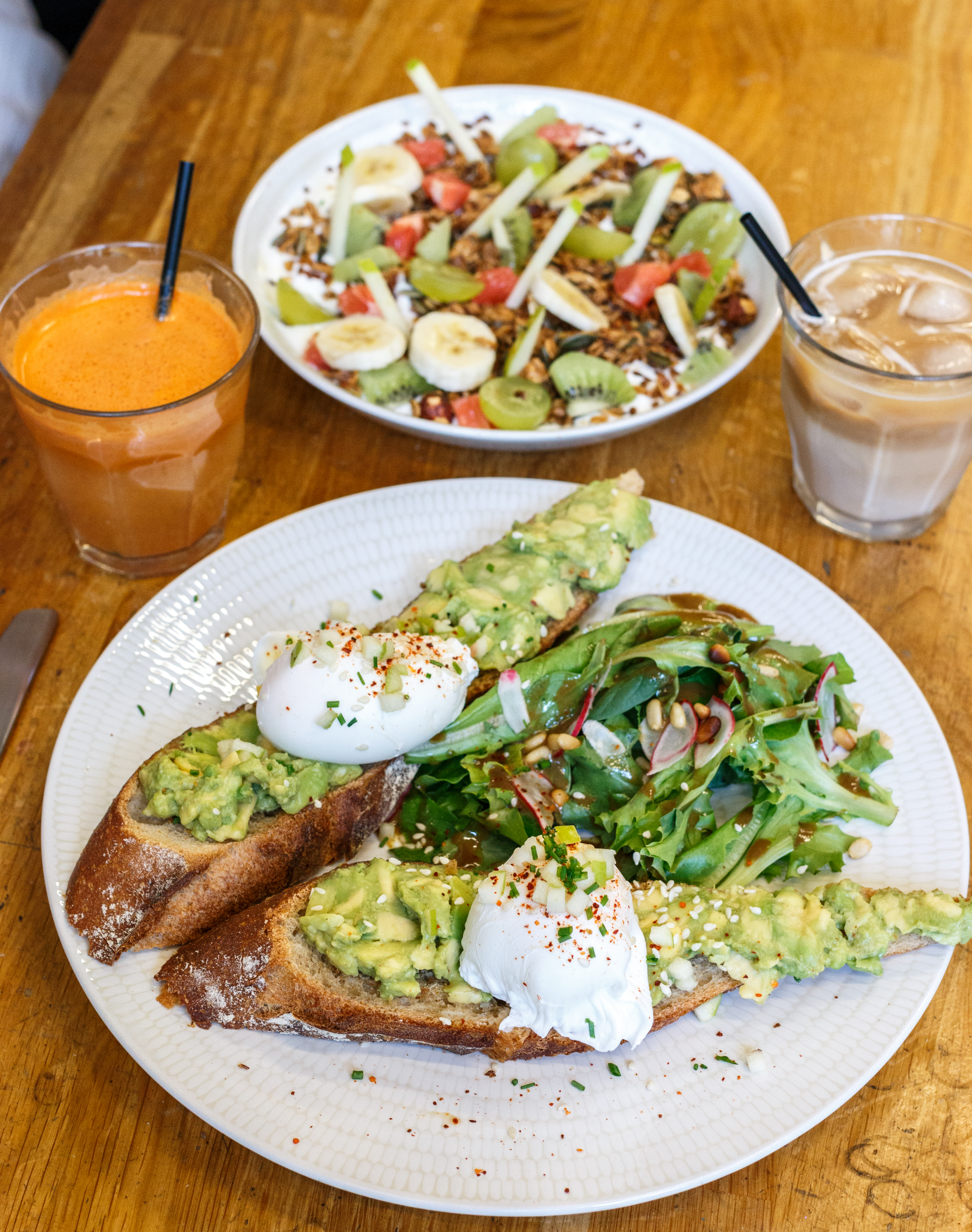 Black List Bordeaux Avocado Toast Black List Café Bordeaux Les Paris De Laura