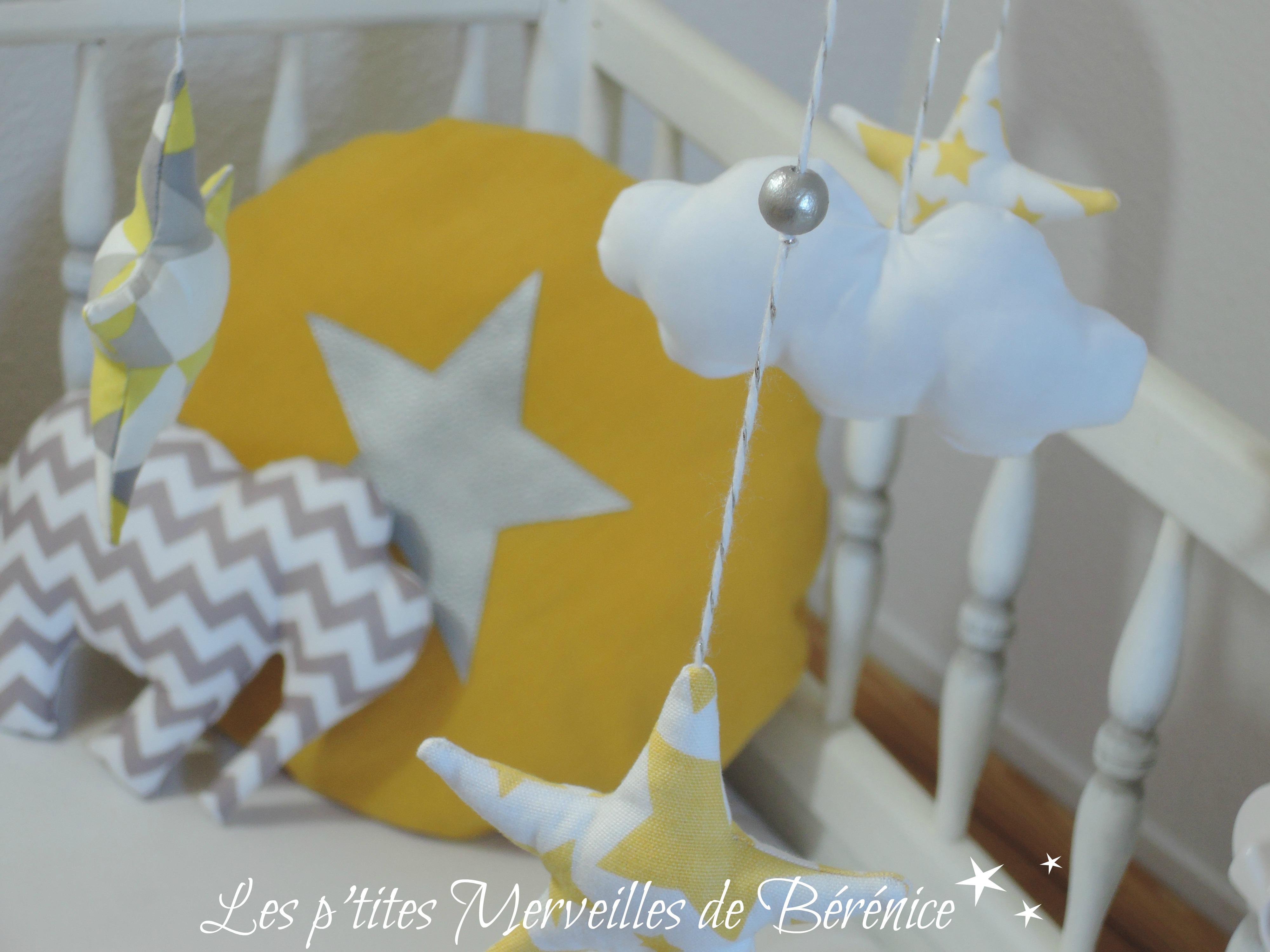Ophrey.com : Chambre Bebe Gris Jaune Blanc ~ Prlvement D