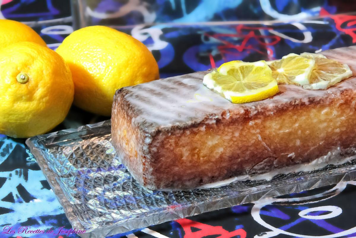 Cake Au Citron Recette De Bernard
