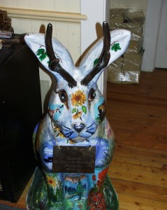 Colorful Jackalope
