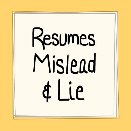 Resumes for Programmers Are Worthless