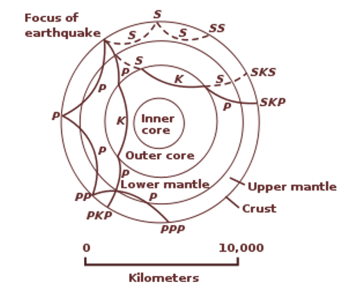 globe diagram