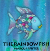 Literacy and art the rainbow fish lesson plans for Rainbow fish lesson plans