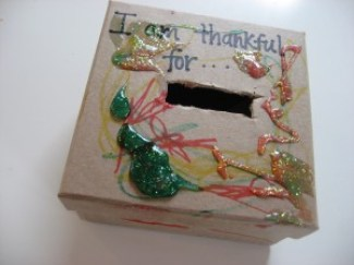 thanksgiving box