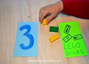 Make a Math Hunt Game