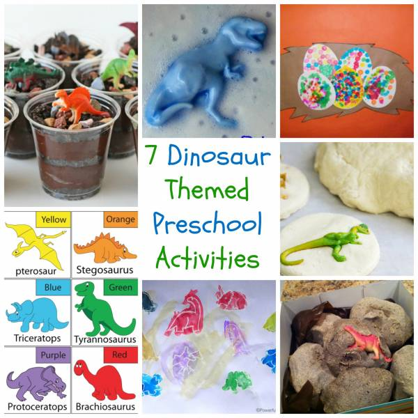 dinosaurs lesson plan for preschool 7 dinosaur themed preschool activities lesson plans 938