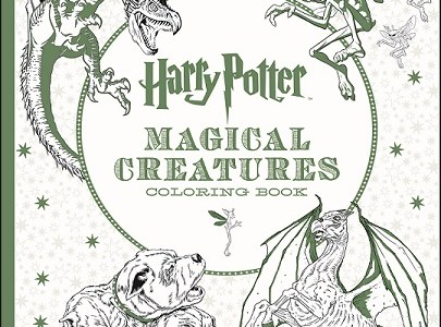 Harry Potter Coloring Book For The Geeks In All Of Us