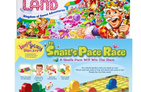 Top 15 Board Games For Kids Under 5