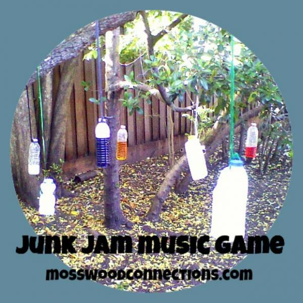 junk jam learning about music