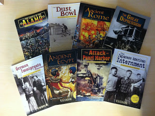 Interactive History Books