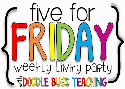 Five for Friday {on a Saturday} & Birthday Sale!