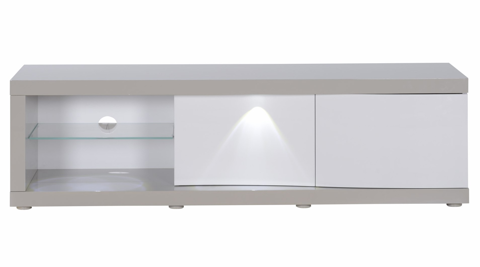 Meuble Tv 110 Cm Design Meuble Tv Lestendances Fr