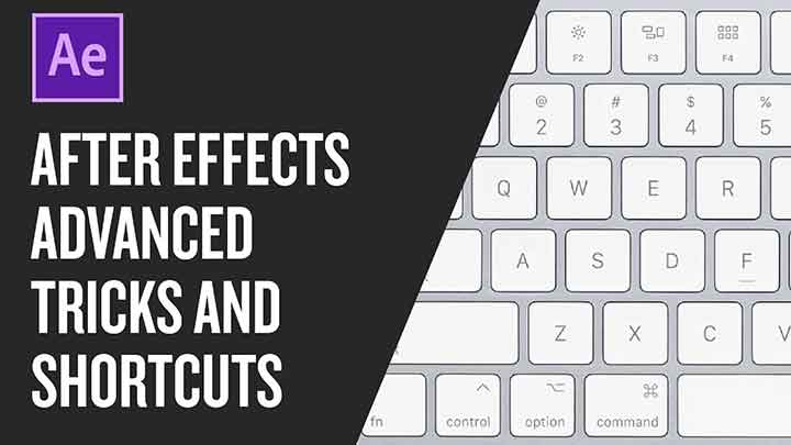 Little Known, Advanced Shortcuts for After Effects - Lesterbanks
