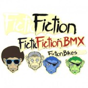 Pack Stickers FICTION