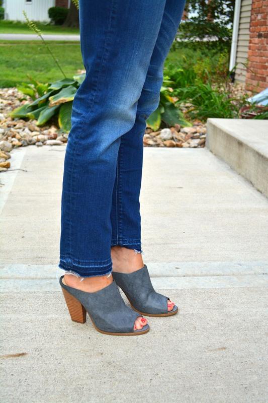 gap jeans, ashley from lsr, steven mules