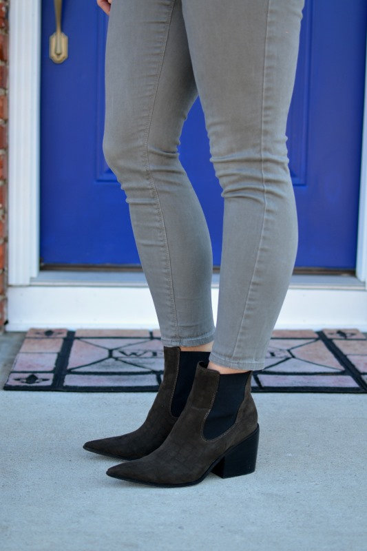ashley from lsr, sateen leggings, asos epidemic suede boots