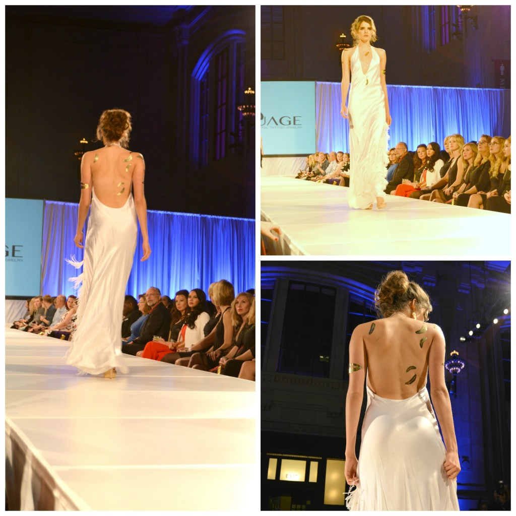 Ashley from LSR covers Tattuage at KCFW 2016