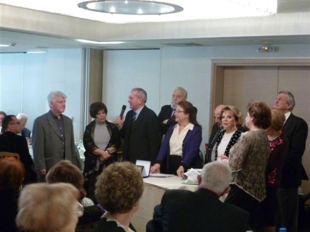 Ο Ναύαρχος κ. Δ. Παπαγιαννίδης απευθύνει ευχές