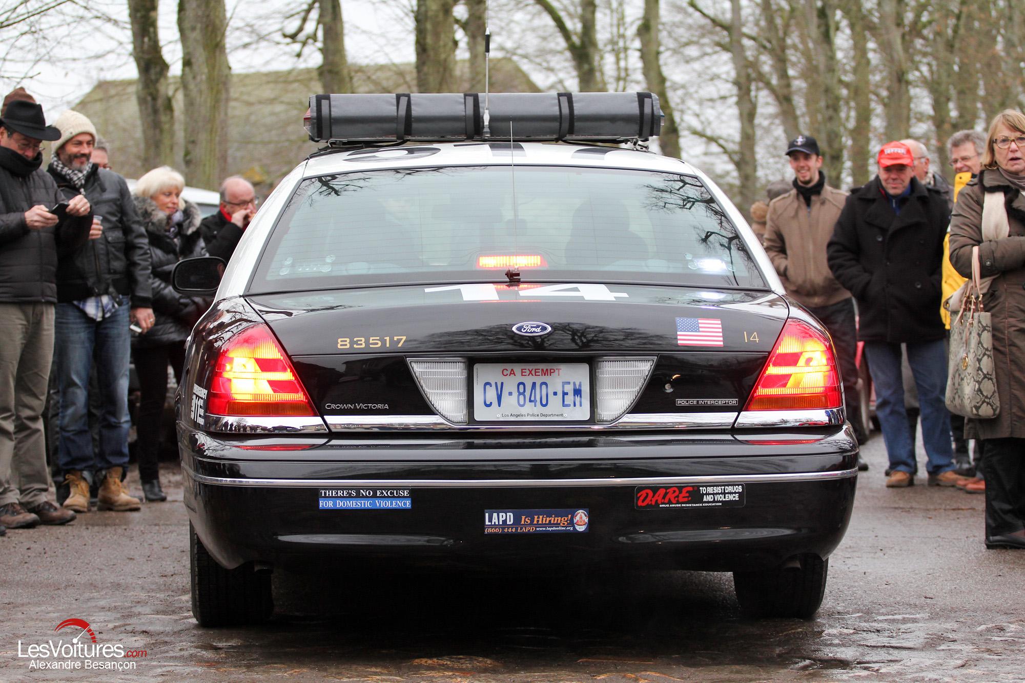 Vrier 2014 La Nocturne 2014 Yotc Ford Police Lapd