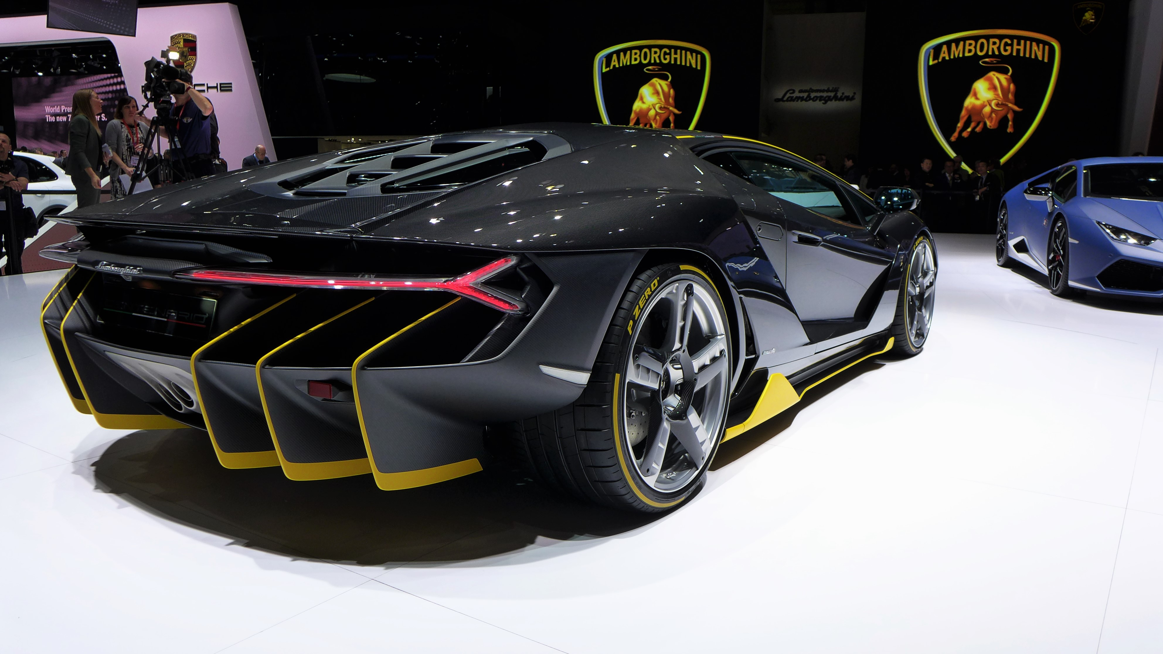 Car Wallpapers For Iphone 7 Lamborghini Centenario Lp 770 4 Geneva 12 Les Voitures