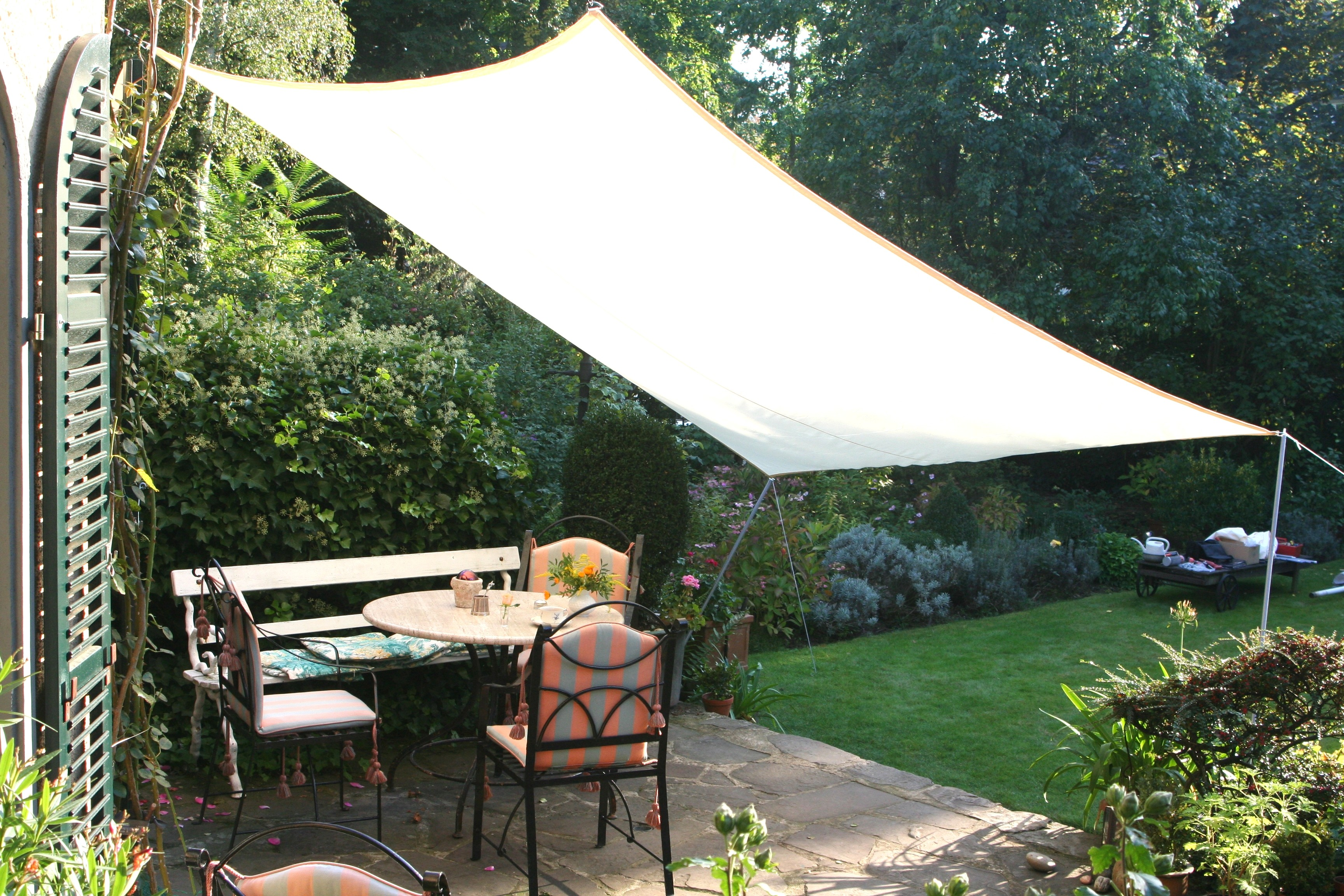 Toile Solaire Terrasse Kit Voile D 39ombrage Ziloo Fr