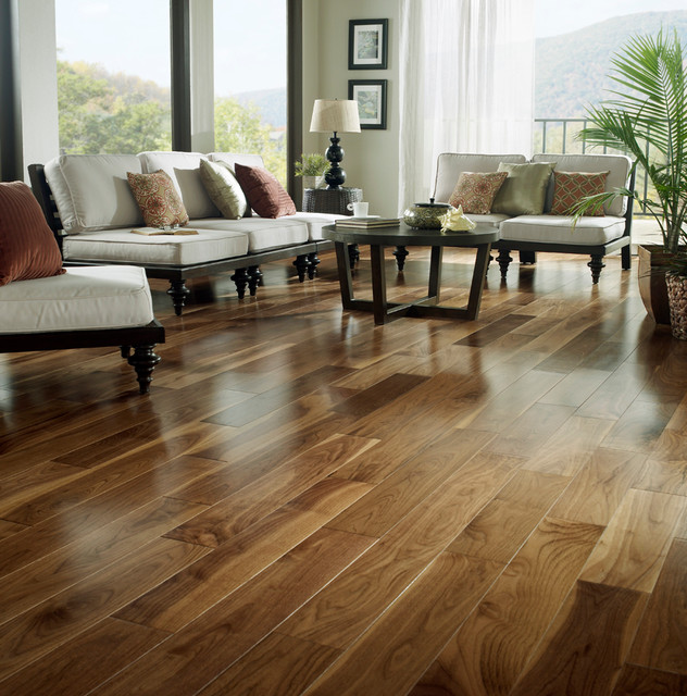 Cleaning Hardwood Floors The Big Question