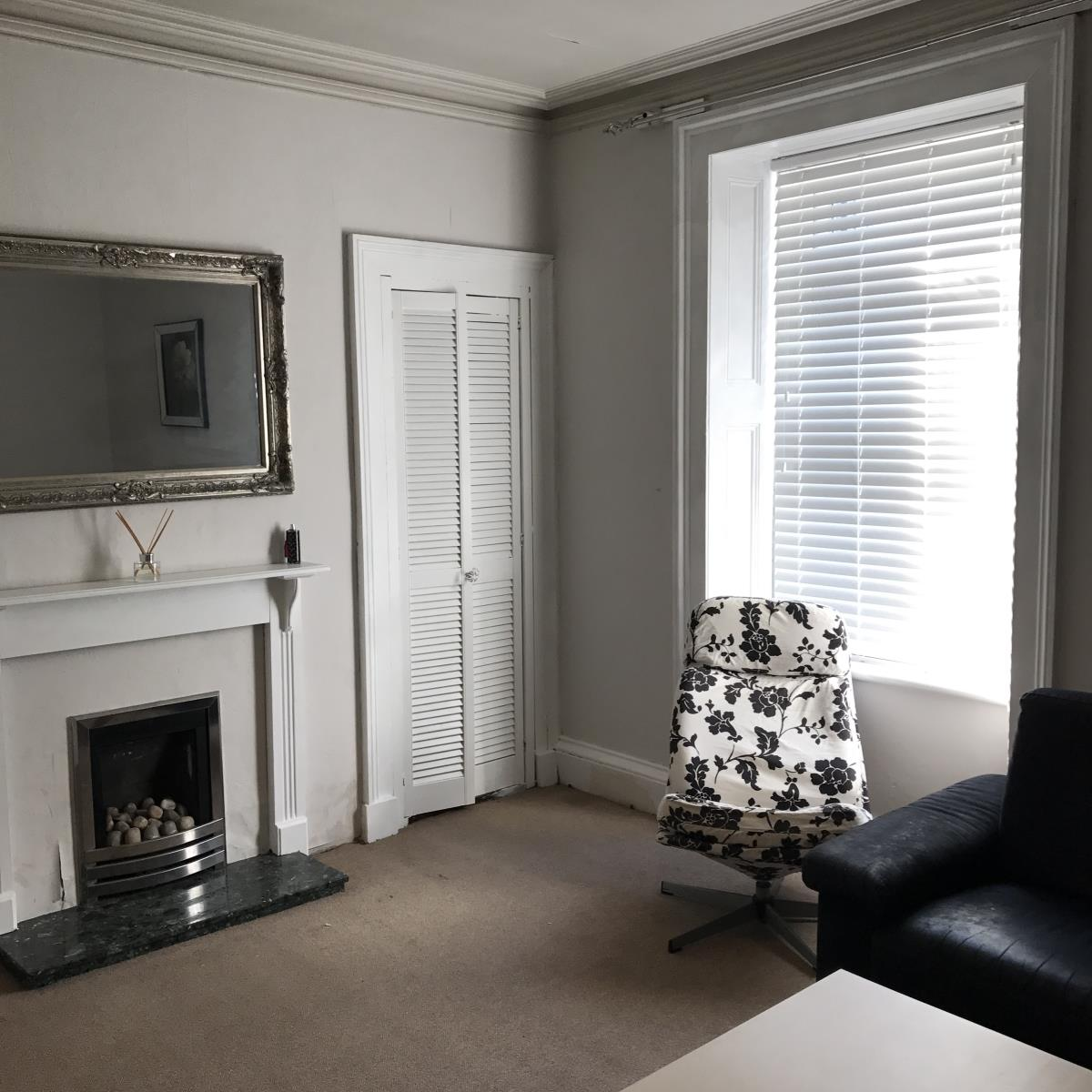 1 Bed Flat Aberdeen 1 Bedroom Ground Floor Flat Let In Aberdeen Ab11