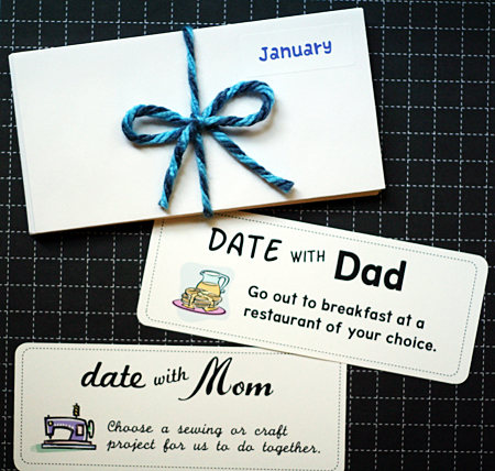 A Year of Dates - Let\u0027s Explore