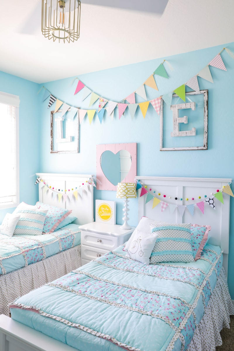 Decorating Ideas For Kids Rooms Girls Room Makeover Let S Diy It All With Kritsyn Merkley