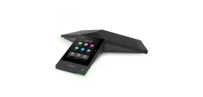 The Modern Conference Phone Turns 25 Polycom\u0027s New Solutions Once