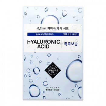 Etude House Therapy Air Mask Hyaluronic Acid