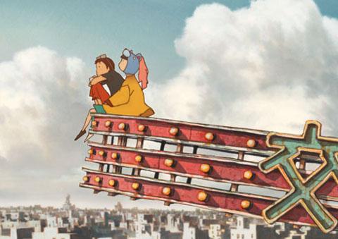Japan Fall Wallpaper Taiyo Matsumoto And Michael Arias Tekkonkinkreet