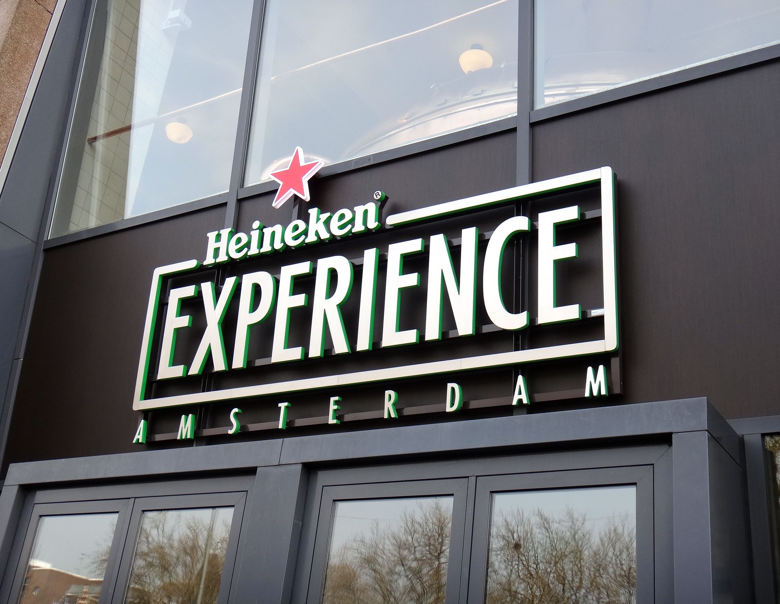 Let S Do Amsterdam Isostilo Aula De Marketing Na Heineken Experience