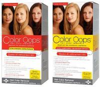 Im Blue!  Color Oops, Prism Lites & Blue Hair Dye Review ...