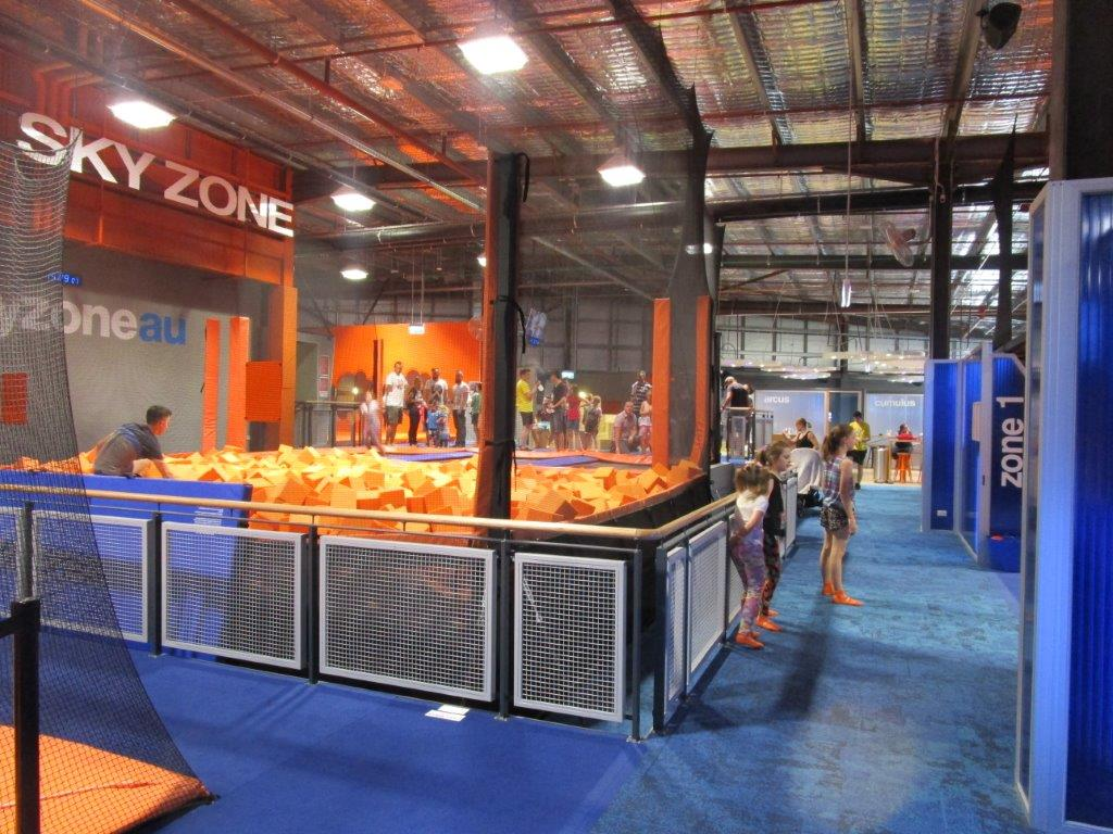 Canberra Today Sky Zone Trampoline Park Not So Family Friendly Let S Go Mum