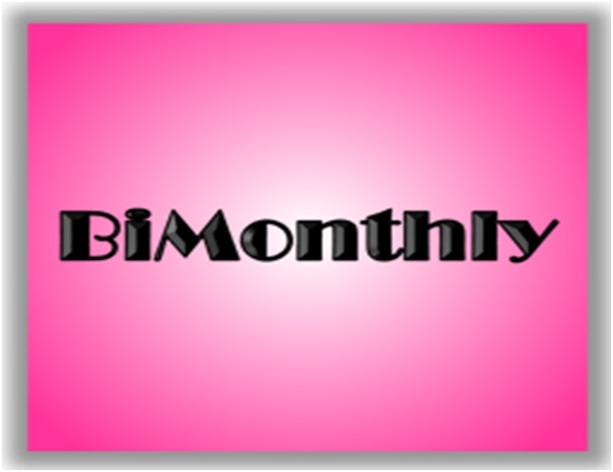 Twice a Month Biweekly or Bimonthly? - Let\u0027s Just Be Clear