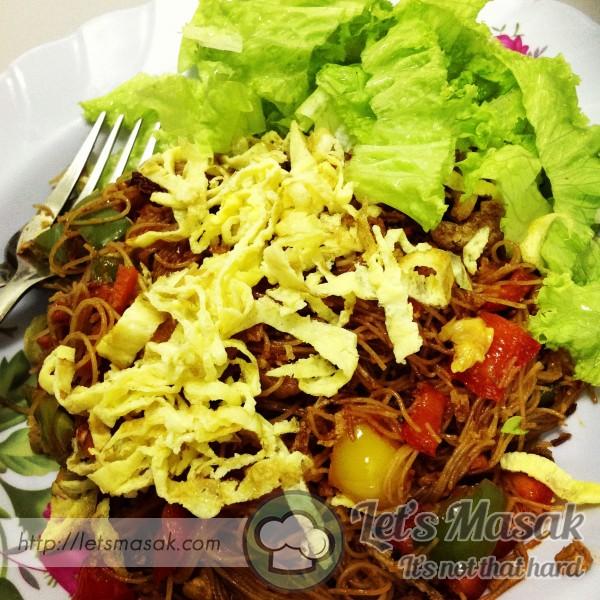 Resepi Bihun Kuah Singapore
